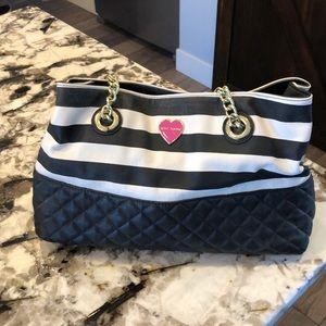 Betsey Johnson Handbag Purse Crossbody
